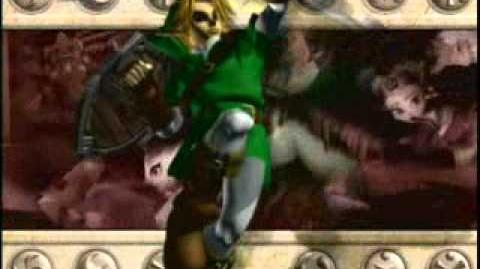 Lista de elementos beta de Super Smash Bros. Melee