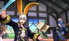 Daraen y Lucina en Casa Rural SSB4 (3DS).jpg