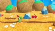 Yoshi en Yoshi's Woolly World