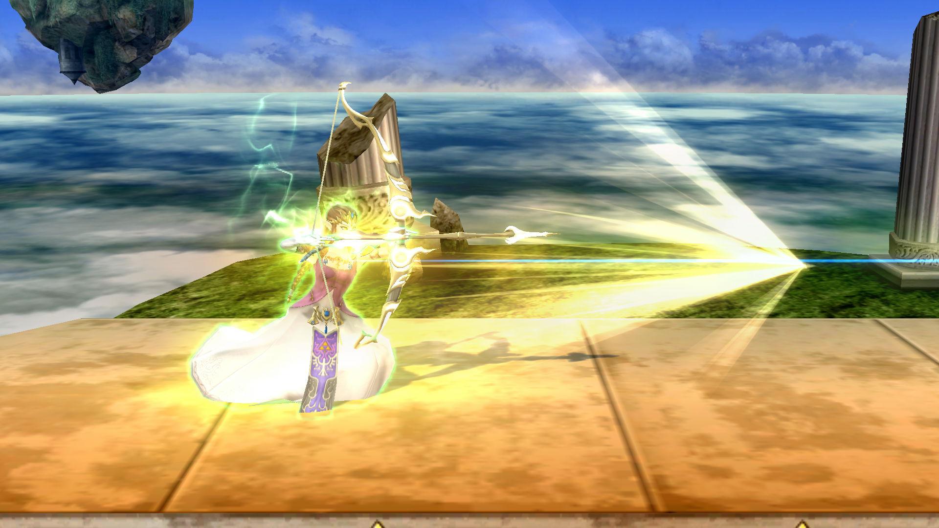 Flecha de luz