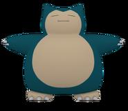 Pose T Snorlax SSB4 (Wii U)