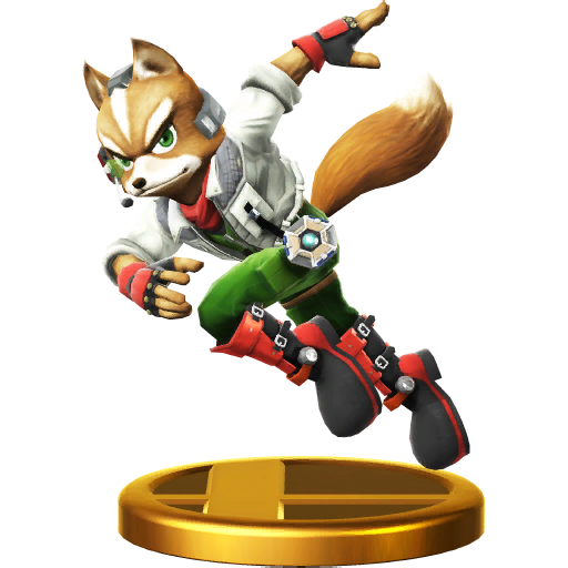 Lista de trofeos de SSB4 Wii U (Star Fox)