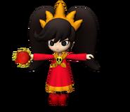 Pose T Ashley SSB4 (Wii U)