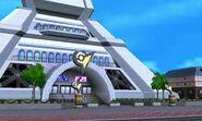 Torre Prisma en SSB4 (3DS)