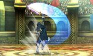 Danza del sable Lucina (7) SSB4 (3DS)