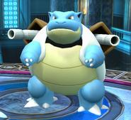Blastoise SSB4 (Wii U)