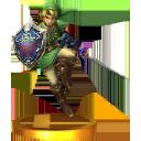 Lista de trofeos de SSB4 3DS (The Legend of Zelda)