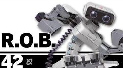 42 R.O.B. – Super Smash Bros