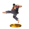 Trofeo de Ryu (alt.) SSB4 (Wii U).png