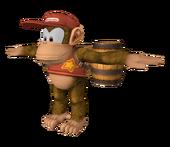 Pose T Diddy Kong SSBB