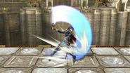 Danza del sable (Lucina) (6) SSB4 (Wii U)