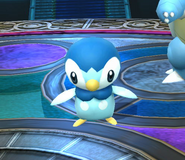 Piplup SSB4 (Wii U)