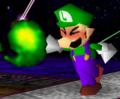 Bola de Fuego Luigi SSB