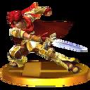 Trofeo de Roy (alt.) SSB4 (3DS)