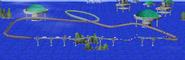 Circuito de Big Blue en el Modo Aventura SSBM