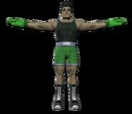 Pose T Little Mac SSB4 (Wii U)