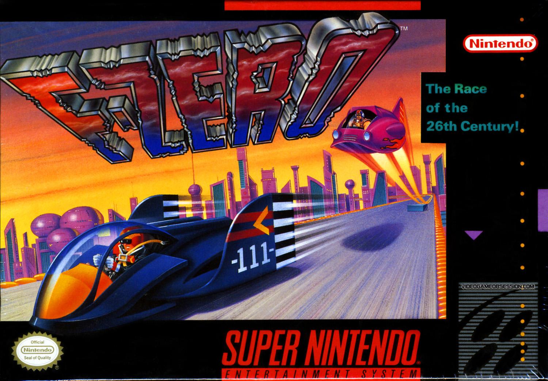 F-Zero (juego)