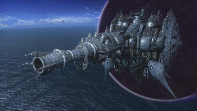 Destructor Subespacial