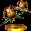 Trofeo de Peahat SSB4 (3DS)