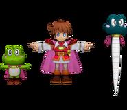 Pose T Príncipe de Sablé SSB4 (Wii U)