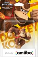 Embalaje del amiibo de Donkey Kong