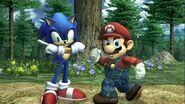 SONIC FIRST SMASH BROS. TRAILER - Super Smash Bros
