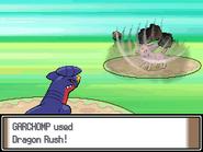 Carga dragón en Pokémon Diamante y Perla