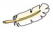 Pluma de Ángel Kid Icarus