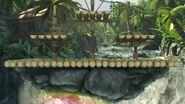 Cascada Kongo (Versión Campo de batalla) SSBU