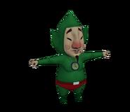 Pose T Tingle SSB4 (Wii U)