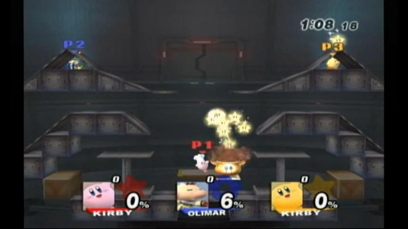 Glitch de Chef Kirby