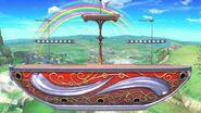 Rainbow Ride (Versión Campo de batalla) SSBU