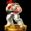 Trofeo de Ryu SSB4 (Wii U).png