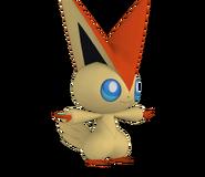 Pose T Victini SSB4 (Wii U)
