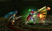 Golpe Crítico Roy (2) SSB4 (3DS)