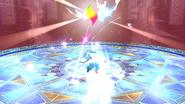 Megaevolución (Lucario) (1) SSB4 (Wii U)