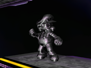Mario de Metal SSBM