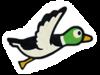 Pegatina Duck SSBB.png