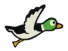 Pato de Duck Hunt