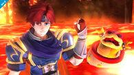 Roy y Roy Koopa en Norfair SSB4 (Wii U)