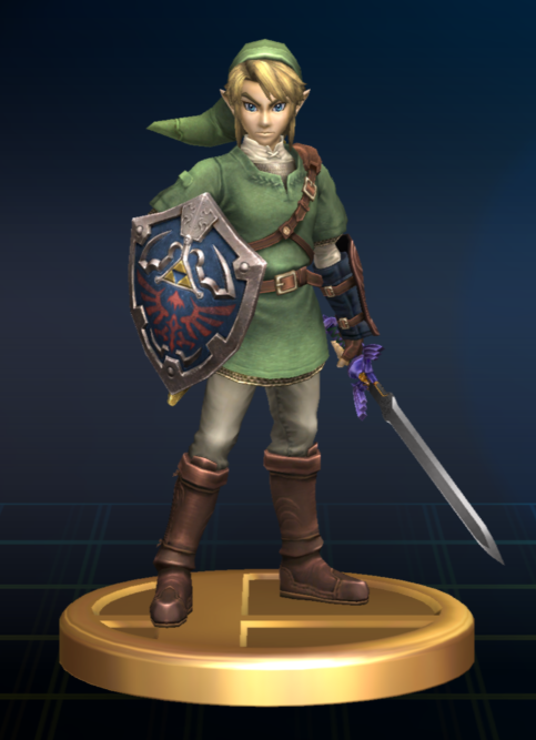 Lista de trofeos de SSBB (The Legend of Zelda)