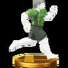 Trofeo de Entrenadora de Wii Fit (alt.) SSB4 (Wii U).png