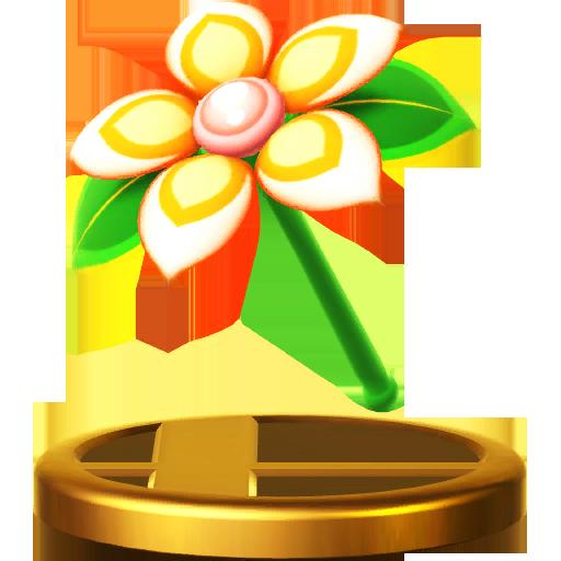 Lista de trofeos de SSB4 Wii U (otros)