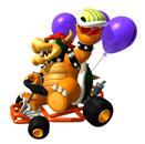 Pegatina de Bowser Mario Kart 64 SSBB.png