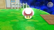 Champiñón venenoso SSB4 (Wii U)