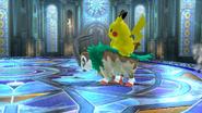 Gogoat (2) SSB4 (Wii U)