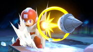 Mega Man en La cúspide SSBU