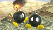 Bob-omb en SSB4 (Wii U)