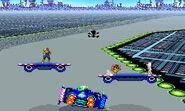 Vista general de Mute City SSB4 (3DS) (3)