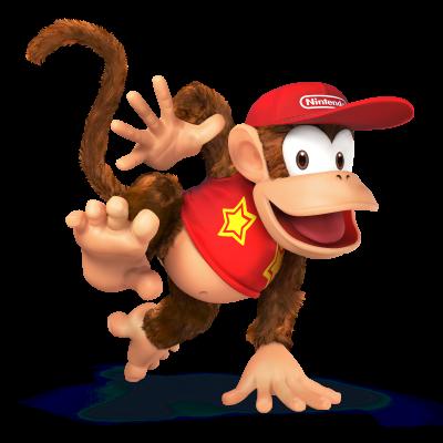 Diddy Kong (SSB4)